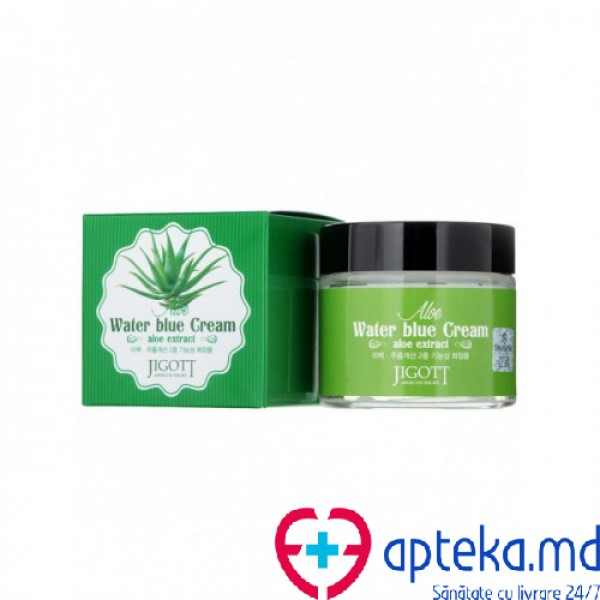 Jigott Aloe Water blue Cream 70ml